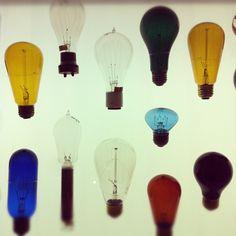 not your cliche lightbulb