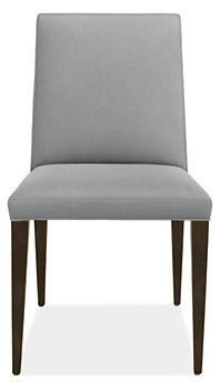 Our Ava upholstered dining chair complements modern dining room furniture. Complete your contemporary dining room with these upholstered dining chairs. Dining Room Furniture Sets, Dining Room Paint, Dining Room Chairs, Kitchen Furniture, Dining Table, Comfortable Dining Chairs, Modern Dining Chairs, Upholstered Dining Chairs, Conference Room Chairs