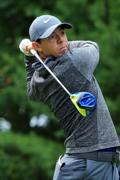 Rory McIlroy. Deutsche Bank Championship at TPC Boston on September 5, 2016 in…