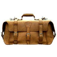 Saddleback Leather Duffel