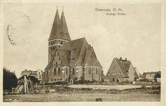 Osterode, Ostpr. Evangelische Kirche.