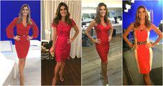 No Natal o vermelho veste bem. Eu   adoro!
