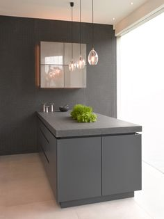 Roundhouse Urbo Bespoke Kitchen As Seen In Richmond Showroom