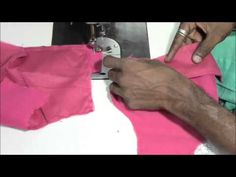 ▶ Perfect Blouse Making Tutorial Step by Step - Part 2 (Stitching) - YouTube