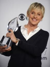Go to a tapping of the Ellen show