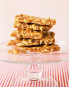 Cashew Brittle **Absolutely Delicious!! It is essential you use a candy thermometer. ~rose