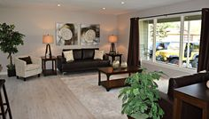 A perfectly staged living room done by Maximum Impact Plus Entryway Tables, Living Room, Furniture, Home Decor, Decoration Home, Room Decor, Home Living Room, Home Furnishings, Drawing Room