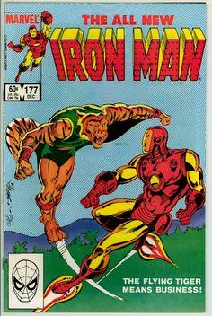 Iron Man 177 (VF 8.0)