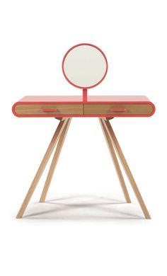 Fonteyn Dressing Table, by Steuart Padwick. Effortlessly stylish storage. £399. MADE.COM
