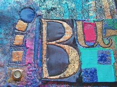 https://flic.kr/p/dHpz3H   Angie Hughes textile artists teach embroidery courses   Fabric and textile art using velvet is an easy and amazing textile technique! Perfect craft ideas for adults, these textile projects are full of free machine embroidery designs! www.colouricious.com/shop/craft-tv-creative-art-textiles-...