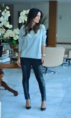 Look quentinho - Blog da Maria Sophia | Moda It