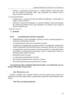 Projektmunka   Digitális Tankönyvtár