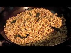 Spicey Puffed Rice