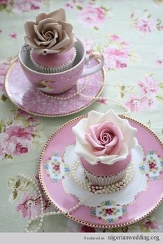 elegant little treats. I want to have a tea party so badly!