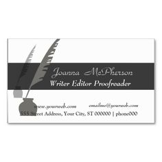 business card journalist google search vizitkartes pinterest