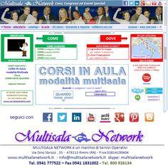 il nostro sito www.multisalanetwork.it