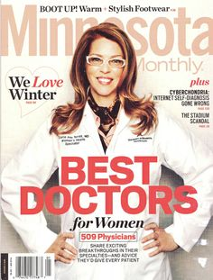 """Dr. Crutchfield selected as Top Doctor For Women, 2014"""" as reported in Minnesota Monthly magazine. He is the only dermatologist to be selected every year since the beginning of the survey"""