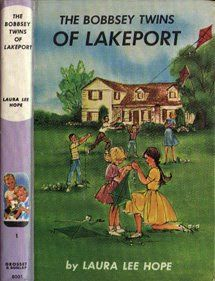 I had all the Bobbsey Twin books, I loved them!