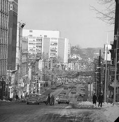 Rideau Street 1970's