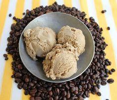 Food Lust People Love: Coffee Ice Cream for Ice Cream Tuesday