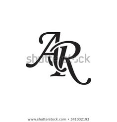 Find Ar Initial Monogram Logo stock images in HD and millions of other royalty-free stock photos, illustrations and vectors in the Shutterstock collection. Thousands of new, high-quality pictures added every day. Monogram Logo, Monogram Initials, Alphabet Wallpaper, Name Wallpaper, Smile Wallpaper, Infinity Love Tattoo, Lettering Design, Logo Design, Stylish Letters