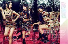 perfume - japanese electro-pop girl group #music #j-pop
