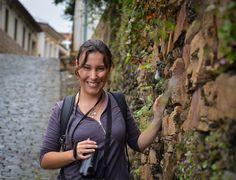 Passeando pelas famosas ladeiras da cidade... Fica fácil entender porquê Ouro Preto foi escolhida pela UNESCO, em 1980, como o primeiro sítio brasileiro a receber o título de Patrimônio Mundial...