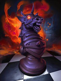 ✔ Name: Black Knight Artist: Arthur Gimaldinov