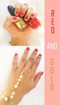 DIY French Manicure DIY Nails Art