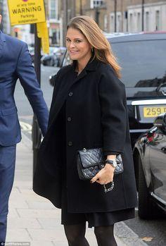 October 2017 Princess Madeleine of Sweden in New York
