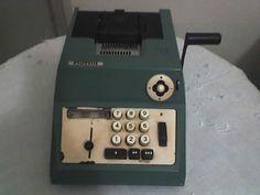 Calculadora Antiga