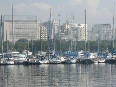 Marina da Glória vai aumentar o número de vagas disponíveis para as embarcações durante a Copa (Foto: Mariucha Machado/G1)