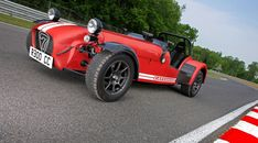 Caterham R300 and Roadsport 175 (2009) review by CAR Magazine