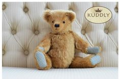 Cute 'Tommy' bear Weighted Blanket, Teddy Bear, Toys, Cute, Animals, Accessories, Animales, Animaux, Animais