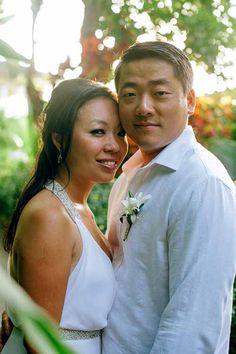 KTRK's Miya Shay and Gene Wu's wedding photos