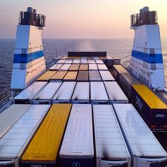 #morning #finnlines #sea #morningsun #myviewrightnow