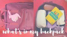 Backpack organization to Japan - Zaino per il Giappone, organizzazione e viaggiare leggeri!