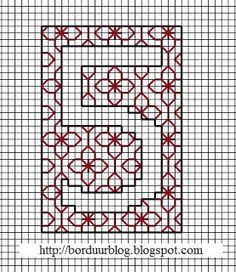 Freebies blackwork--Like the background. Maybe in a sampler?