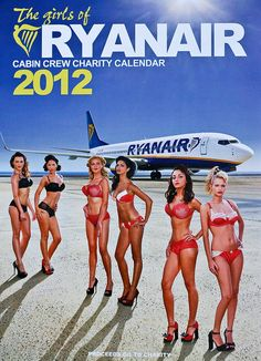 The Girls Of Ryanair 2012