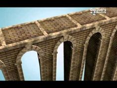 Romans constructed numerous aqueducts to supply water to cities and industrial sites. These aqueducts were among the greatest engineering feats of the ancien. Ancient World History, World History Lessons, History For Kids, Teaching History, Teaching Resources, Ancient Rome, Ancient Greece, Roman Architecture, Roman History