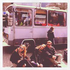 Amsterdam Hippie Family