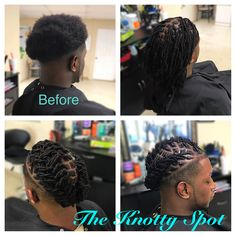 Loc Style Styled By: Maquita James Call (803)-237-1894 or Book a consultation online at: www.styleseat.com/theknottyspot #dreadstyles #dreadlockstyles #theknottyspot #styles #masterloctician #locs #locstyles #twist #barrels #barreltwist #barreltwiststyle #malelocstyles #malelocstyle #menlocstyles #maledreadstyles #locnation #locnationthemovement #fishtailbraid #twistedlocs #twistedbraid