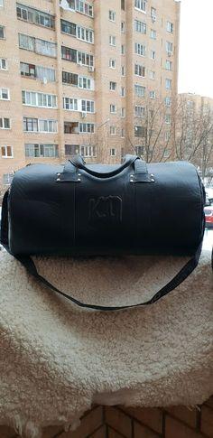 30147f2e9715 Спортивные сумки ручной работы. Именная спортивная сумка из натуральной  кожи. roshas_bagleather. Интернет-