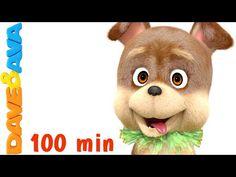 Bingo Dog Song | Kids Songs & Nursery Rhymes | Dave and Ava - YouTube