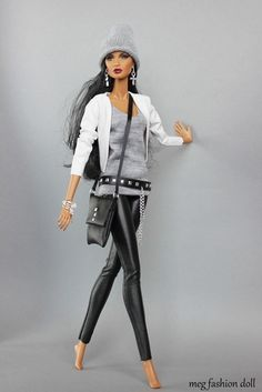 NewYork Style Barbie