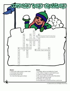 ... crosswords and more!) for kids. Absolutely what I've been searching