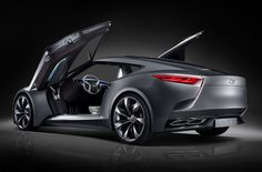 Sweet! Hyundai Unveils The HND-9 Concept
