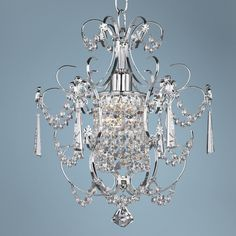 "Schonbek Century Collection 12 1/2"" Wide Pendant Chandelier -"