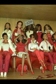 Divine Nine Lover Delta Sigma Theta Gifts, Sigma Gamma Rho, Kappa, Divine Nine, Delta Girl, Founders Day, Sorority And Fraternity, Black Barbie, African American History
