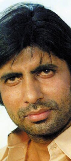 Amitabh Bachchan, Holy Indian Actor! His eyes hypnotize...